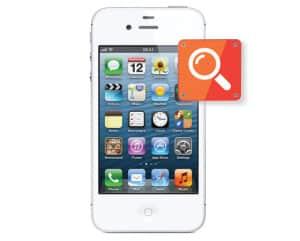 FREE iPhone 4s Diagnostic Service Image