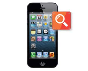 FREE iPhone 5 Diagnostic Service Image