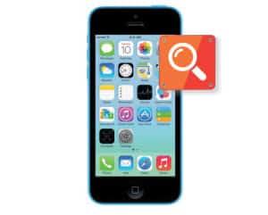 FREE iPhone 5c Diagnostic Service Image