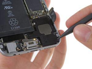 Loud Speaker Repair Iphone 4 Image