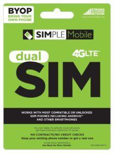 Simple Mobile Plan #1 Image